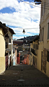 Quito's historic center is the most preserved in the Americas.