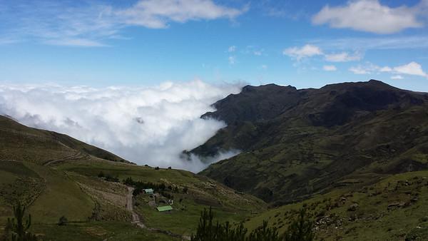Banos to Quito