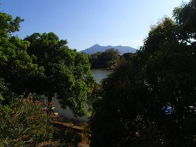 Mombacho volcano & lake Nicaragua
