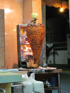 El Fogon - Our Favorite! Al Pastor
