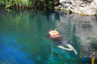 Cenote Cristilano